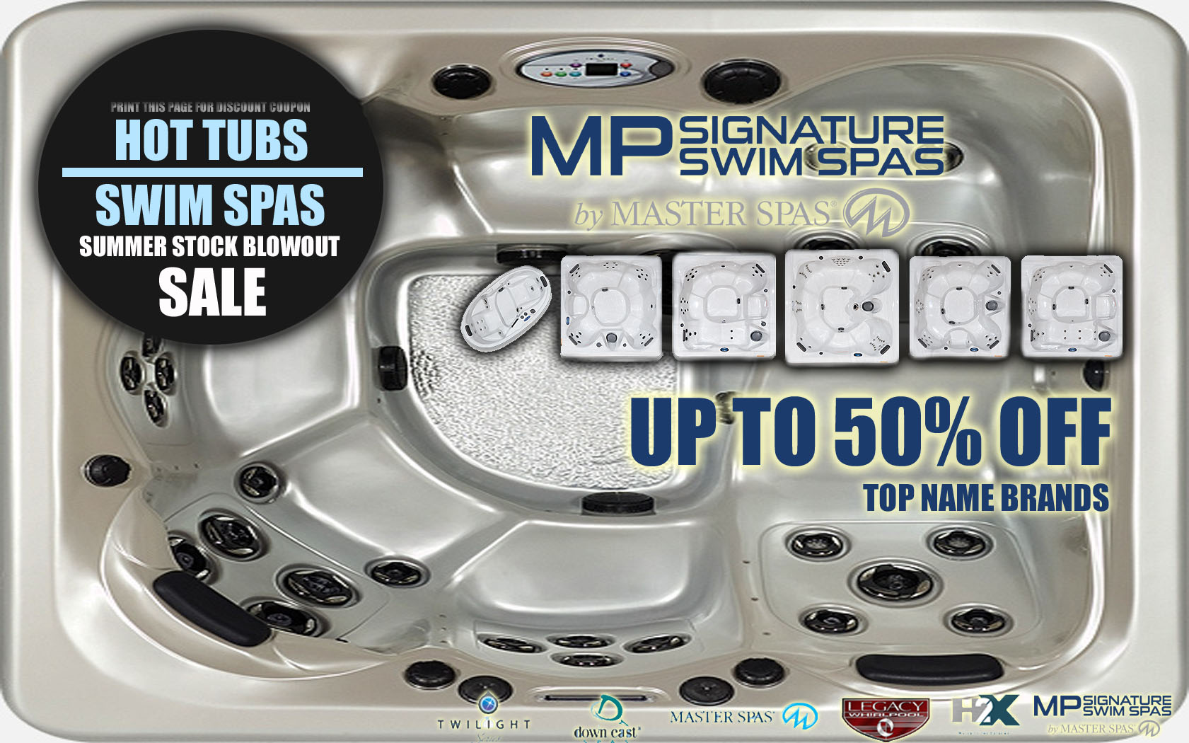 Mp Impact Swim Spa Price